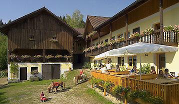 Ferienhof im Dreiburgenland